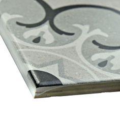 """EliteTile Heather 6"""" x 6"""" Porcelain Field Tile & Reviews   Wayfair"""