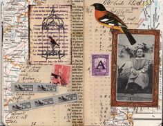 journal page from paperpencilpaste blog