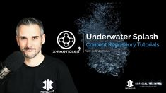 Under Water Splash - Content Repository Tutorials 2019 Tutorial Sites, Tutorials, Cinema 4d Tutorial, Underwater, Content, 3d, Under The Water, Wizards, Teaching