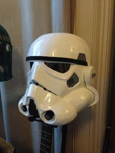 Stormtrooper Helmet ( On A Budget)