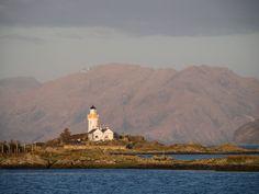 Isle Ornsay Lighthouse (ex-Gavin Maxwell)