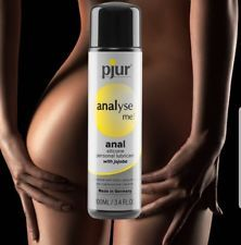 Keep it pure - Use Pjur for your anal play - Comforting and relaxing anal lubricants for the best in anal sex.