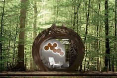Drop Traveling Eco-Hotel by In-Tenta Design.