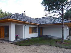 Realizacja projektu Ambrozja 3 (158,48 m2). Pełna prezentacja projektu znajduje się na stronie: https://www.domywstylu.pl/projekt-domu-ambrozja_3.php. #realizacja #projekty #domow #ambrozja #projekt #domy #projekty #gotowe #domywstylu #mtmstyl #home #houses #architektura #design #aranżacje #interiors #insides