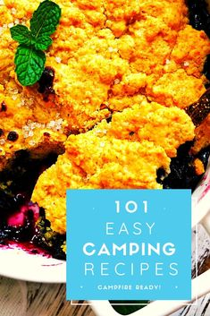 Learn how to make the best meals for camping including chicken, fish, and desserts Camping Meals, Outdoor Camping, Good Food, Fish, Ethnic Recipes, Desserts, Camp Meals, Tailgate Desserts, Deserts