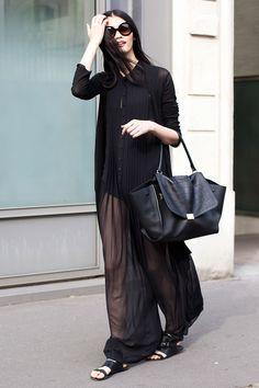#MaxiDress: Longo e Elegante #Trends #StreetStyle