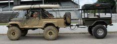 Jeep Truck, Truck Camper, Jeep Cj7, Jeep Wrangler, Jeep Scout, Jeepster Commando, Jeep Scrambler, Landrover Defender, Cool Jeeps