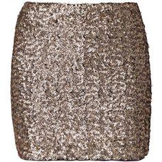 Vero Moda New Woop Short Skirt Ex 8 ($35) ❤ liked on Polyvore