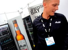 Lovely to see Asahi UK, one of our favourite beer, at Imbibe UK, Olympia London!