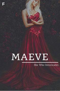 Maeve meaning She Who Intoxicates Irish names M baby girl names M baby names - . - Baby Showers - Maeve meaning She Who Intoxicates Irish names M baby girl names M baby names Informations About Maev -