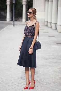Made With Fashion | a fashion blog by Andrea Gomez: LAST DAYS OF SUMMER