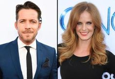 Once Upon a Time Ups Sean Maguire, Rebecca Mader to Series Regulars