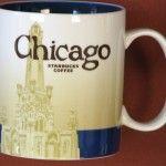 Starbucks City Mug, Chicago-- NEED this one!