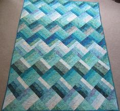 If you are looking for information about quilting, We provide Contemporary Ocean Quilt Pattern And Cool Ideas Of PDF Rail Fence Waves Twin Queen Sized Quilt. And we also have information about Best Quilt Pattern and other Quilting Ideas. Twin Quilt Pattern, Strip Quilt Patterns, Twin Quilt Size, Jelly Roll Quilt Patterns, Queen Size Quilt, Strip Quilts, Easy Quilts, Quilt Blocks, Easy Quilt Patterns Free