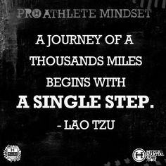 Inspirational Quote by Lao Tzu for a Pro Athlete Mindset | Hyper Martial Arts