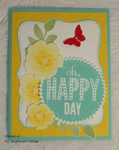 1000 images about cards punch bitty butterfly on pinterest
