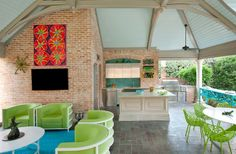 House of Turquoise: Mary Anne Smiley Interiors