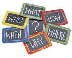 5 تساؤلات ( 5′W ) عند بناء المحتوى... اجابتها تجعل منك مسوق محتوى محترف