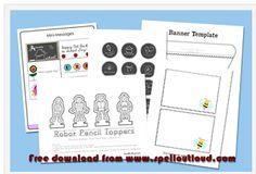 FREE Back to School Party Printables for Homeschoolers