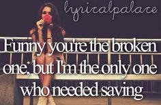 Rihanna stay lyrics.
