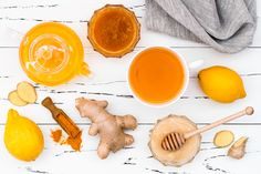 Turmeric Tonic: Fight morning grogginess the healthy way with this energizing drink recipe.