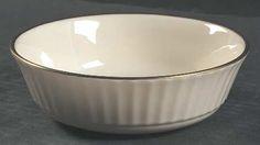 "Lenox Citation Gold 6"" All Purpose (Cereal) Bowl"
