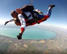 Skydive Balaton - Siofok