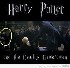 Harry Potter Movie Fail...