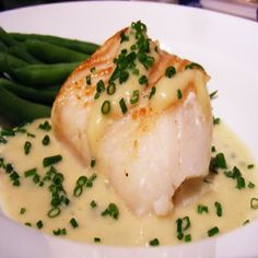 heston blumenthal cod with leek and potato sauce recipe waitrose heston at home fish seafood cullen skink recipes Cullen Skink Recipe, Sauce Recipes, Seafood Recipes, Potato Sauce, Creamy Mushroom Sauce, Fish Stew, Cod Fish, English Food, Fish And Seafood