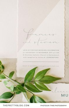 A wedding of cohesive contrast: soft