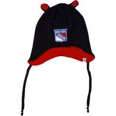 47 Brand New York Rangers Toddler Little Monster Knit Hat - Navy Blue 81db9a679a6e