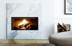 3 Vivid Clever Tips: Cleaning Rock Fireplace fireplace seating cushion.Marble Fireplace With Tv open fireplace bedroom.Old Fireplace Apartment Therapy. Marble Fireplace Surround, Fireplace Seating, Fireplace Shelves, Shiplap Fireplace, Freestanding Fireplace, Concrete Fireplace, Farmhouse Fireplace, Home Fireplace, Marble Fireplaces