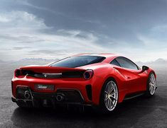 VISIT FOR MORE Official: Ferrari 488 Pista Lighter and More Powerful (Specs and Pics) The post Official: Ferrari 488 Pista Lighter and More Powerful (Specs and Pics) appeared first on ferrari. Luxury Sports Cars, Exotic Sports Cars, Cool Sports Cars, Super Sport Cars, Exotic Cars, Super Cars, Ferrari 488 Gtb, New Ferrari, Fiat 500