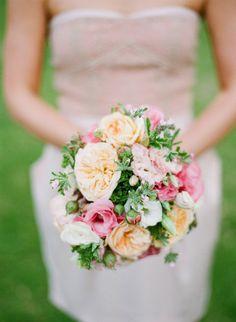 Flowers: Pomp and Splendour - pompandsplendour.com.au/ Photography: Stewart Leishman Photography - stewartleishman.com/  Read More: http://www.stylemepretty.com/australia-weddings/victoria-au/melbourne/2012/01/06/melbourne-wedding-by-stewart-leishman-photography/