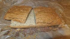 Low Carb High Protein Bread Alternative Recipe on Yummly. Low Carb Bars, High Protein Low Carb, Low Carb Bread, High Protein Recipes, Low Carb Keto, Protein Bread, Protein Foods, Healthy Foods, Healthy Recipes