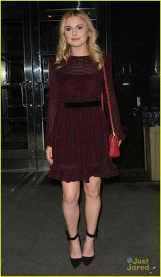 Cole Sprouse Celebrates CW's Upfronts with Danielle Panabaker & 'Riverdale' Cast: Photo Danielle Panabaker reunites with Cole Sprouse inside The CW Network's 2016 Upfront Party held at Park Avenue Spring on Thursday night (May in New York City. Rose Mciver, Danielle Panabaker, Zombie Girl, Celebs, Celebrities, Beautiful Actresses, Cute Dresses, Fashion Forward, Riverdale Cast