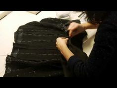 Just Skirts and Dresses: Chanel inspiration - The little black jacket (history & patterns) Tailoring Techniques, Sewing Techniques, Sewing Hacks, Sewing Tutorials, Sewing Tips, Sewing Clothes, Diy Clothes, Summer Clothes, Chanel Style Jacket