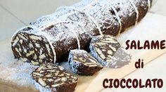 Fatto in Casa da Benedetta: Salame di Cioccolato fatto in casa da Benedetta Biscotti, Make It Yourself, Cookies, Eat, Desserts, Food, Grande, Canning, Crack Crackers
