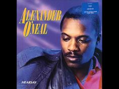 ALEXANDER O'NEAL : THE LOVERS