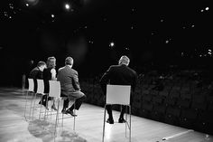 A behind the scenes look at the Sales Enablement panel discussion. #B2BContentEvent