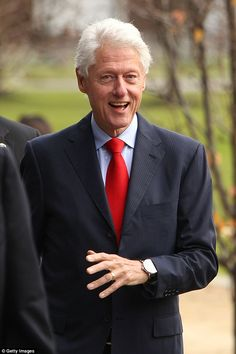 5/16/2015 WILLIAM JEFFERSON CLINTON: Slick Willie's 3rd term. Hillary Clinton will charge him with revitalizing the economy.