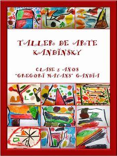 P5 Gregori Mayans 2.014: TALLER DE ARTE: KANDINSKY