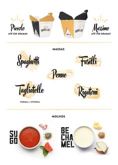 Borella`s Pasta - Brand Identity on Behance