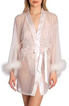 Shop a great selection of In Bloom Jonquil Magic Feather Trim Wrap. Find new offer and Similar products for In Bloom Jonquil Magic Feather Trim Wrap. Half Zip Sweaters, Lingerie Models, Sexy Lingerie, Maternity Dresses, World Of Fashion, Feather, Bloom, Nordstrom, Clothes For Women