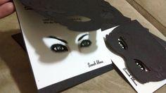 Convite modelo baile de máscaras Masquerade Party Decorations, Quinceanera, Mardi Gras, Sweet 16, Party Time, Invitations, Birthday, Prom, 15 Years