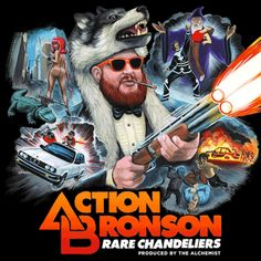 Action Bronson & Alchemist - Demolition Man feat Schoolboy Q Rap Albums, Hip Hop Albums, Best Albums, Music Albums, Mixtape, Sean Price, Rap Album Covers, Demolition Man, Schoolboy Q