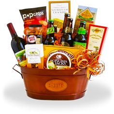 California BBQ Party Gift Basket Price: $99.99 #GiftBaskets4Baby #Mom #Dad #Family #Parents #dads #moms #gifts #giftbaskets #Baby For more information visit: www.GiftBaskets4Baby.com