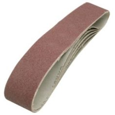 Sanding Belts 50mm x 686mm - P80 | Abrasives from anvil-trading.com