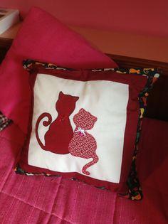 Fiz-almofada gatos