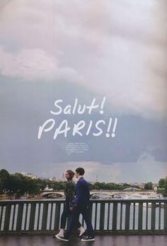 popeye 2013 OCT. Salut Paris